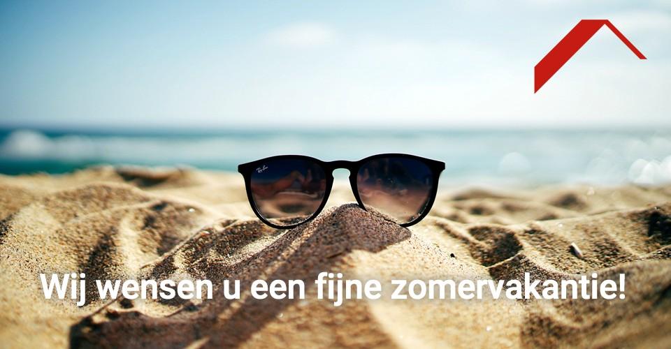 Geert Bijlmakers Dakbedekkingen wenst u een fijne zomervakantie!